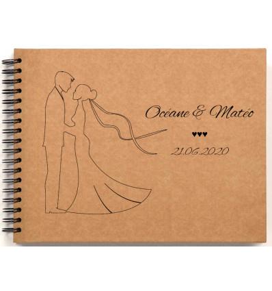 Livre d'Or « Couple de Mariés »
