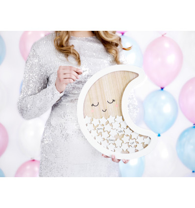 Livre d'Or Baby Shower