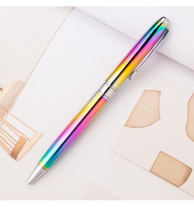 Rare Stylo « Arc-en-ciel » • Dégradé multicolore