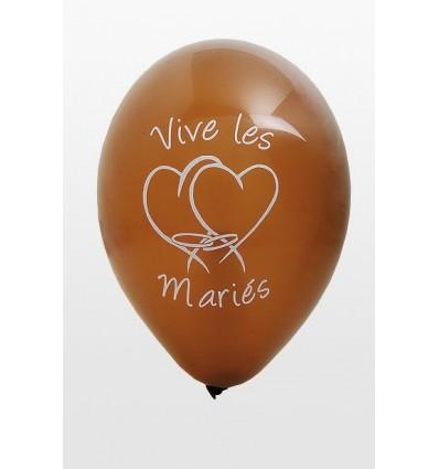 Ballons Mariage : Vive les Mariés