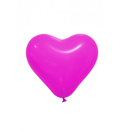 Ballons Mariage : Forme de coeur