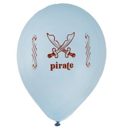 Ballons Pirate pour Baptême ou Anniversaire