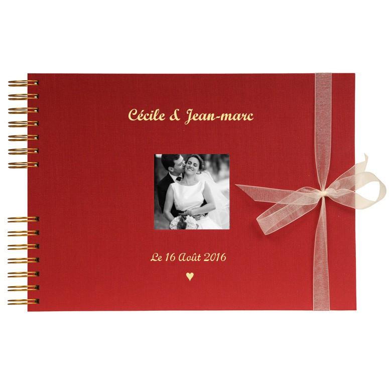 Livre D Or Harmonie Mariage Bapteme
