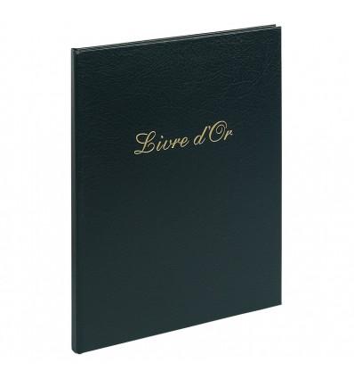 Livre d'Or Classique - avec titre «Livre d'Or»