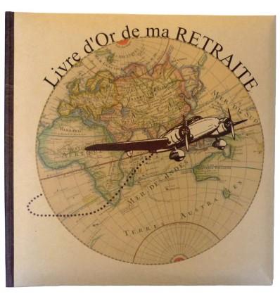 Livre d'Or Retraite - Voyages