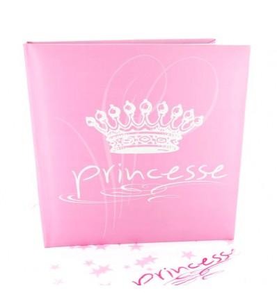 Livre d'Or Princesse - Bapteme ou Anniversaire