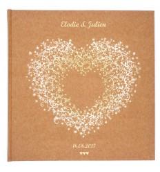 Livre d'Or « Un Cœur d'OR »