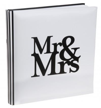 Livre d'Or « Mr & Mrs »