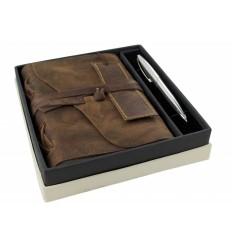 Carnet du Baroudeur - Avec coffret & accessoires