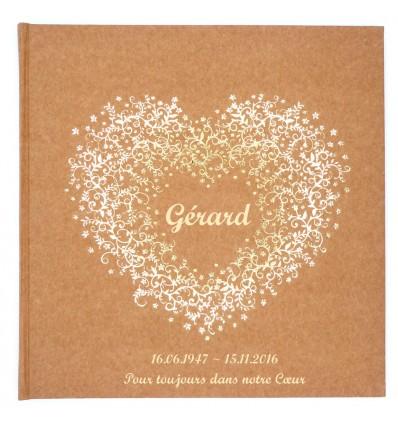 Livre d'Or Décès « Dans notre Cœur »