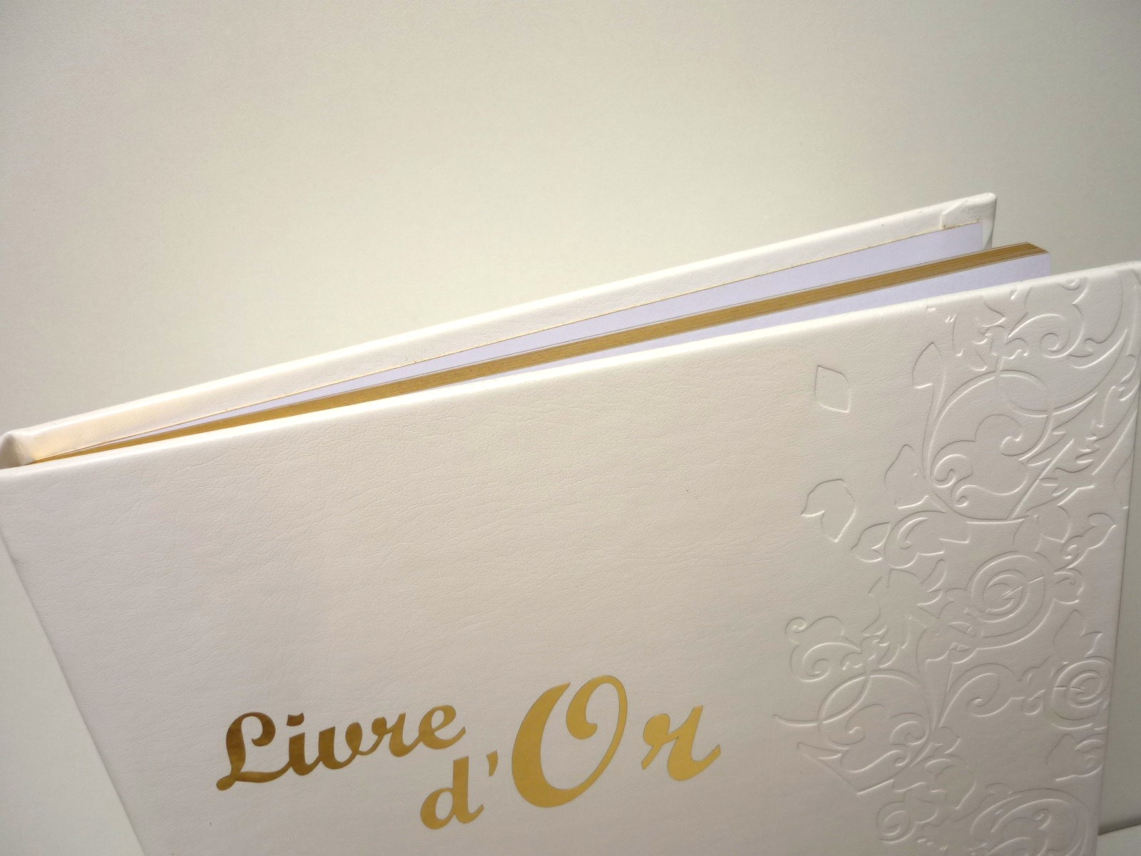 Livre d'Or Bar/Bat Mitzvah