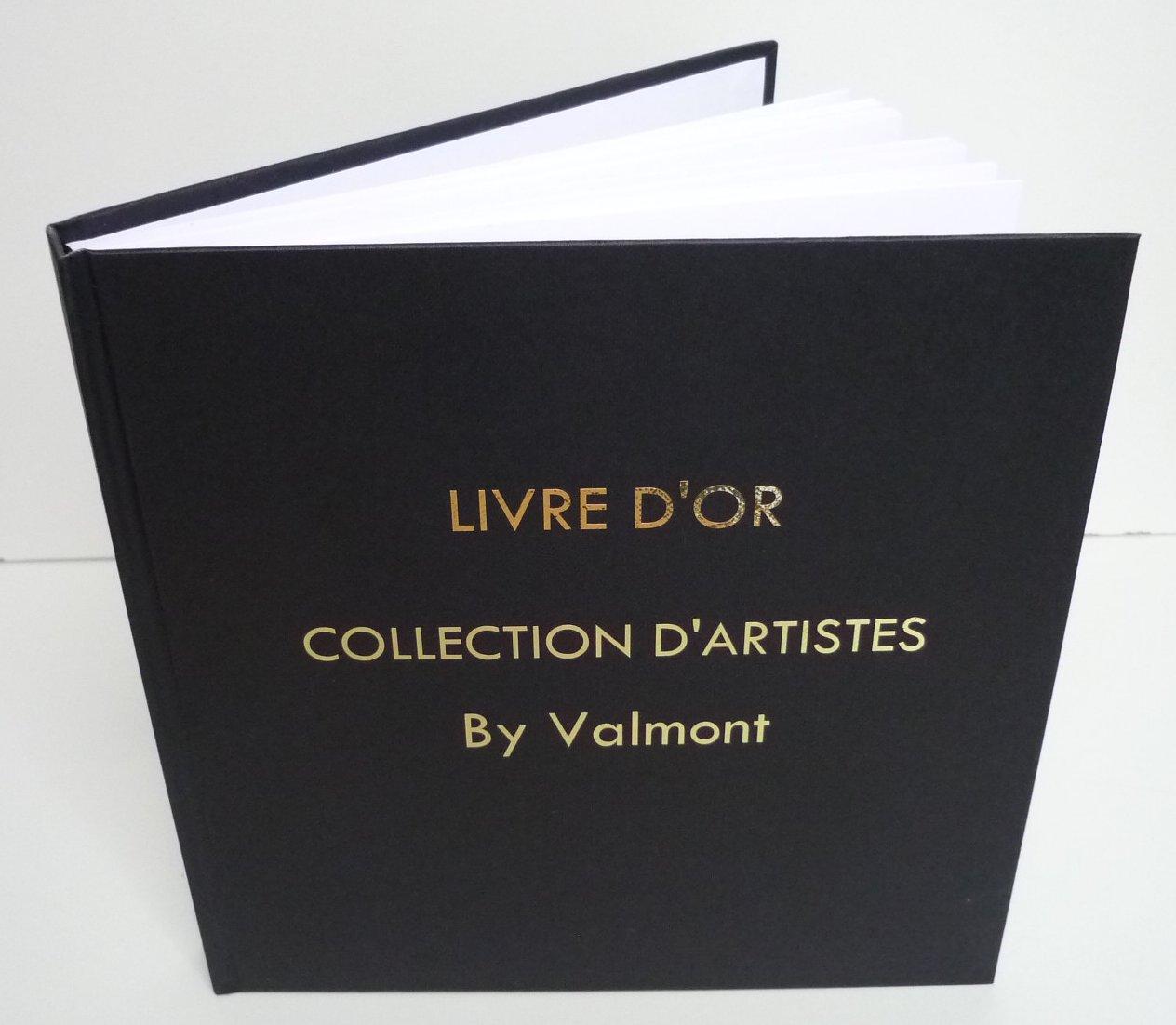 Livre d'Or Noir Clairefontaine